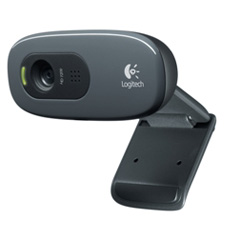 Logitech C270 HD Webcam 960-000584