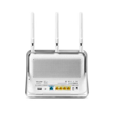 tp-link Archer C9 AC1900 Wireless Dual Band Gigabit Router Image 2