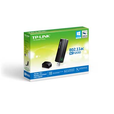 tp-link Archer T4U AC1200 Wireless Dual Band USB Adapter