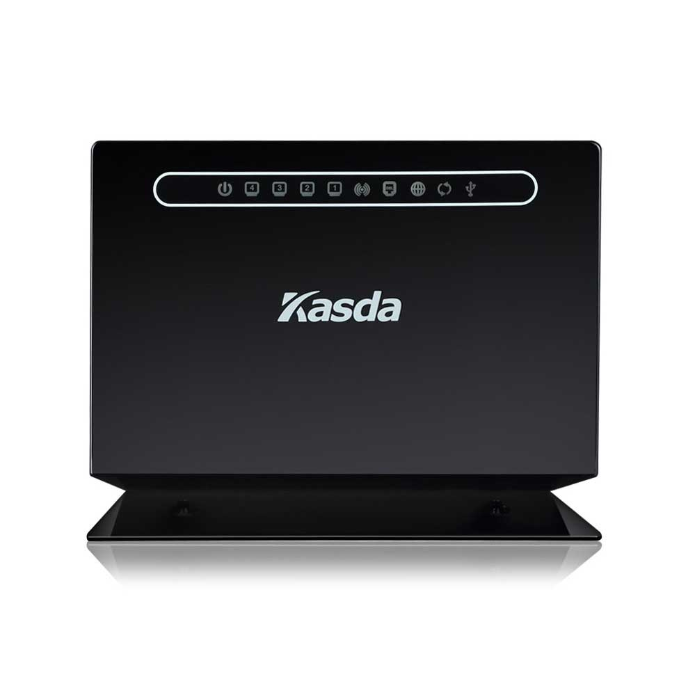 Kasda Wireless ADSL2+ Modem Router KW58283