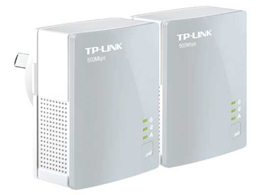 tp-link TL-PA411Kit AV500 Nano Powerline Starter Kit