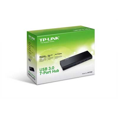 tp-link UH700 USB 3.0 7-Port Hub